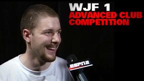 WJF 1 Advanced Club Competition
