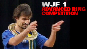 WJF 1 Advanced Ring Competition