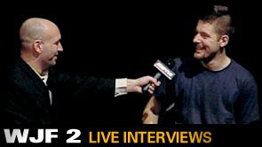 WJF 2 Live Interviews