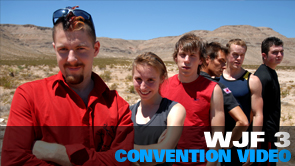 WJF 3 Convention Video