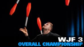 WJF 3 Overall Championship