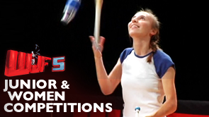 WJF 5 Junior & Women Competitions