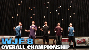 WJF 8 Overall Championship