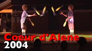 2004 Coeur d'Alene Juggling Festival