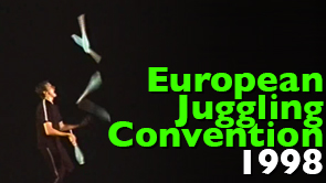 1998 European Juggling Convention