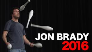 Jon Brady 2016