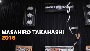 Masahiro Takahashi 2016