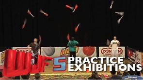 WJF 5 Practice Exhibitions