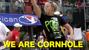 We Are Cornhole